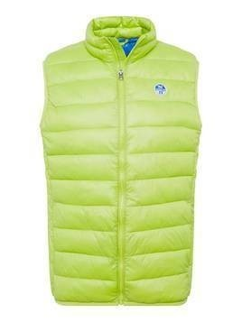 North Sails Kamizelka 'NORTH SUPER LIGHT VEST' limonka