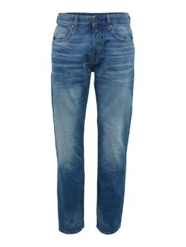 G-STAR RAW Jeansy '3301 Loose' niebieski denim