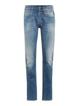 REPLAY Jeansy 'Newbill' niebieski denim
