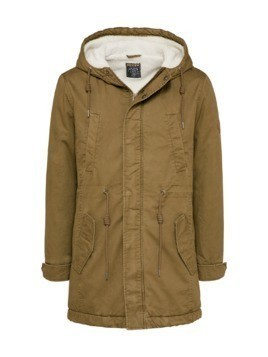 Review Parka zimowa 'EASY TEDDY' khaki