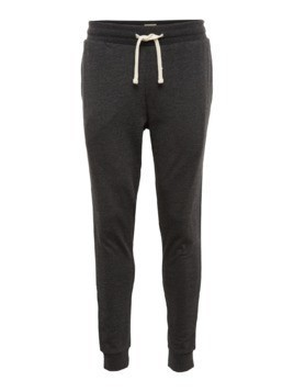 JACK & JONES Spodnie 'JJEHOLMEN SWEAT PANTS NOOS' ciemnoszary