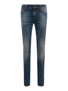 Nudie Jeans Co Jeansy 'Skinny Lin' niebieski denim
