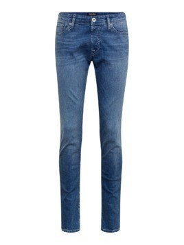 JACK & JONES Jeansy niebieski denim