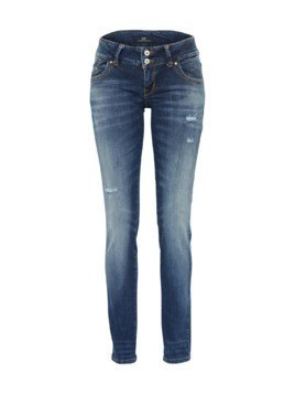 LTB Jeansy 'Molly' niebieski denim