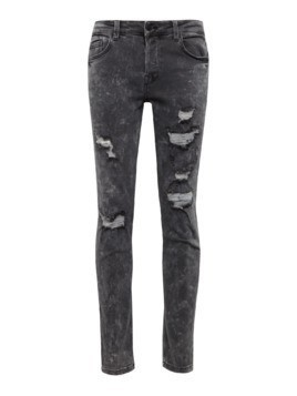 Only & Sons Jeansy 'onsLOOM BLACK WASHED LD PK 0898' szary denim
