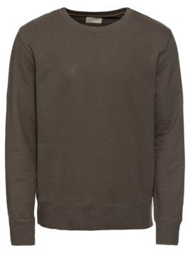 Nudie Jeans Co Bluzka sportowa 'Evert Light Sweatshirt' mokka