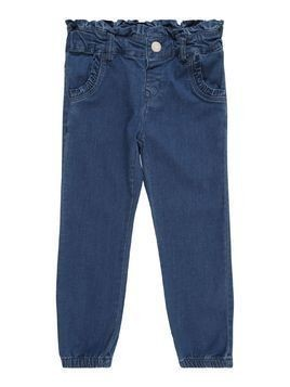 NAME IT Jeansy 'BIBI' niebieski denim