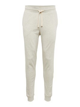 JACK & JONES Spodnie 'JJEHOLMEN SWEAT PANTS NOOS' naturalna biel