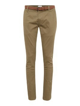 Only & Sons Chinosy 'TARP CHINO BELT PK 1202' khaki