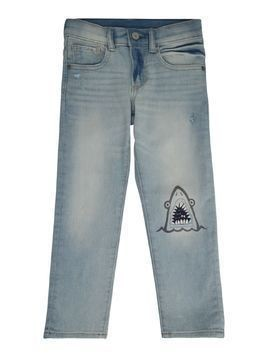 GAP Jeansy 'RR SHARK SLM' niebieski denim