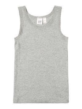 GAP Top 'CLUNY LACE TANK' szary
