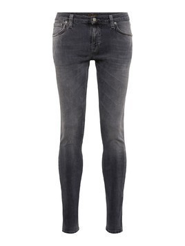 Nudie Jeans Co Jeansy 'Skinny Lin' szary denim