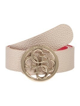 GUESS Pasek 'BOBBI REVERSIBLE BELT' brąz