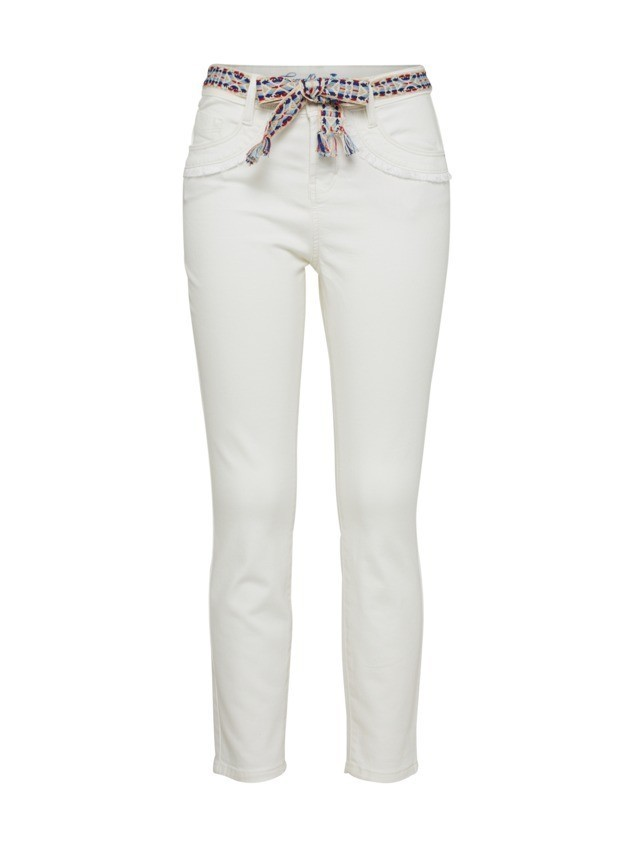 TOM TAILOR Jeansy offwhite