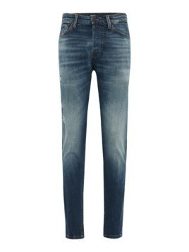 JACK & JONES Jeansy 'JJIFRED JJICON JJ 109' niebieski denim