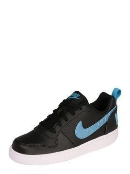 Nike Sportswear Trampki 'COURT BOROUGH LOW EP (GS)' czarny