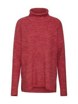 Sparkz Sweter 'SESSIE ROLL NECK PULLOVER' różowy