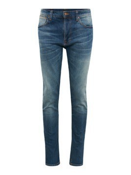 Nudie Jeans Co Jeansy 'Lean Dean' niebieski denim