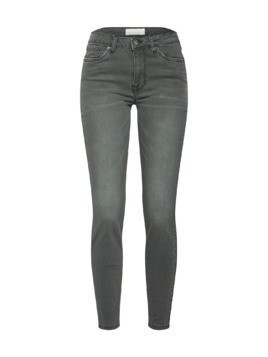 TOM TAILOR DENIM Jeansy 'Janna' szary denim