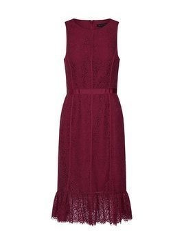 Banana Republic Sukienka 'SL RACER LACE DRESS' burgund