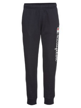 Champion Authentic Athletic Apparel Spodnie 'Rib Cuff Pants' granatowy