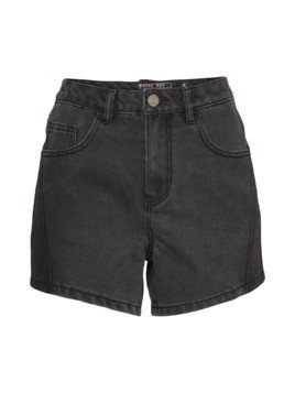 Noisy May Jeansy 'CUTLINE' czarny denim
