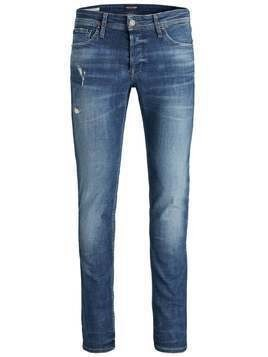 JACK & JONES Jeansy 'Glenn Original Jos 312' niebieski denim