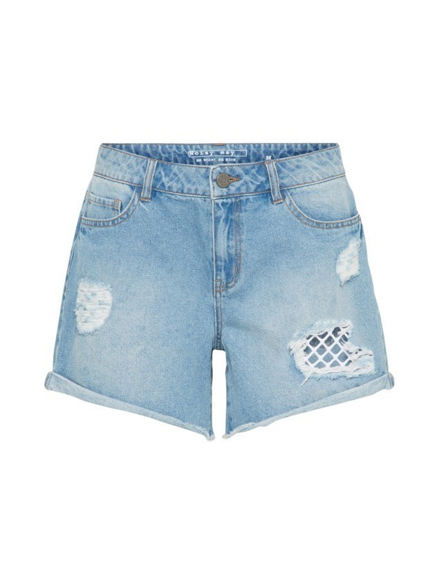 Noisy May Jeansy 'IMMI' niebieski denim