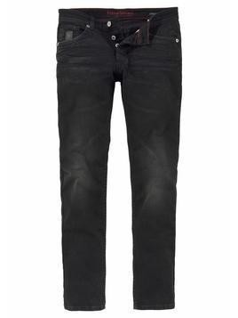 BRUNO BANANI Jeansy 'Jimmy' czarny denim