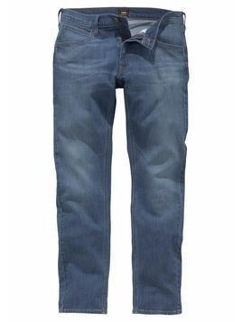 Lee Jeansy niebieski denim