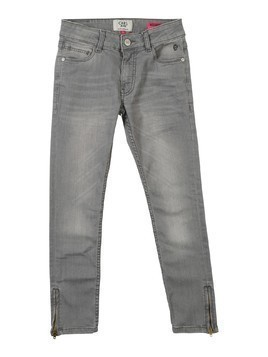 Cars Jeans Jeansy 'Pearl DEN.STW Used' szary denim
