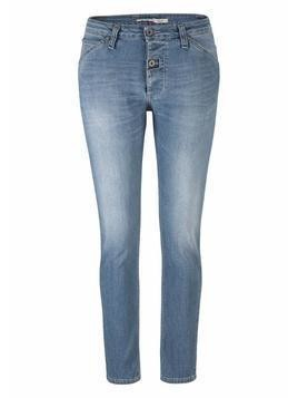 PLEASE Jeansy 'P06D' niebieski denim
