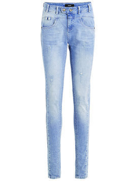 OBJECT Jeansy niebieski denim