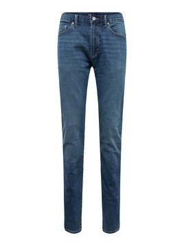 GAP Jeansy 'V-SLIM MEDIUM INDIGO' niebieski denim