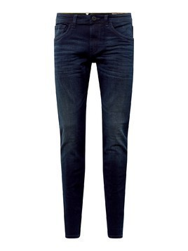 TOM TAILOR Jeansy 'TOM TAILOR Troy Denim Long 1/1' niebieski denim