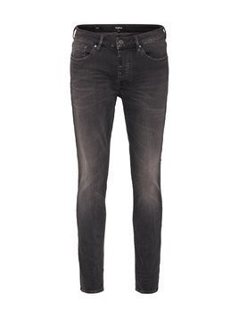 Tigha Jeansy 'Morty' szary denim