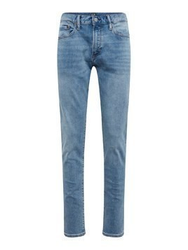 GAP Jeansy 'SLIM STR BRIGHT LIGHT' niebieski denim