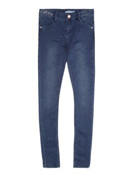 NAME IT Jeansy 'NKFPOLLY DNMBADEA SWE 3108' niebieski denim