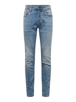G-STAR RAW Jeansy '3301 Slim' niebieski denim
