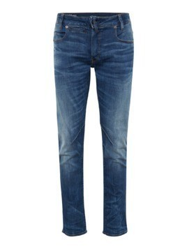 G-STAR RAW Jeansy 'D-Staq 5-pkt Slim' niebieski denim