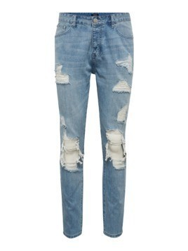 Cayler & Sons Jeansy 'ALLDD Heavy Cut Sid Denim Pants' niebieski denim