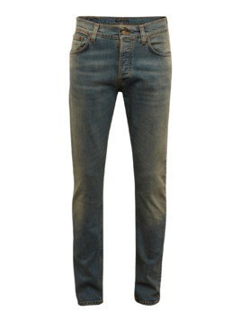 Nudie Jeans Co Jeansy 'Tilted Tor' niebieski denim