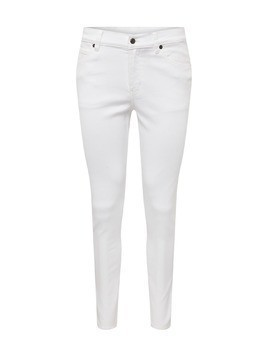 CHEAP MONDAY Jeansy 'Tight' biały denim