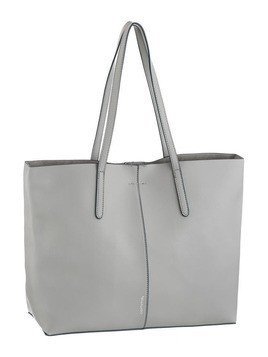 COMMA Torba shopper 'Come with me' jasnoszary