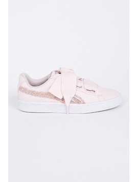 Puma - Buty Basket Heart Canvas Wn's