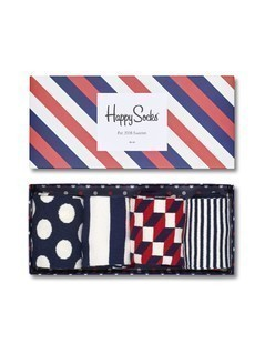 Happy Socks - Skarpety Giftbox (4-pack)