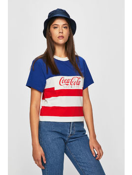 Tommy Jeans - Top x Coca-Cola