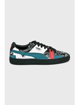 Puma - Buty Basket Graphic