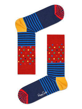 Happy Socks - Skarpety Stripe&Dots