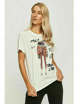 Desigual - T-shirt Designed by M. Christian Lacroix